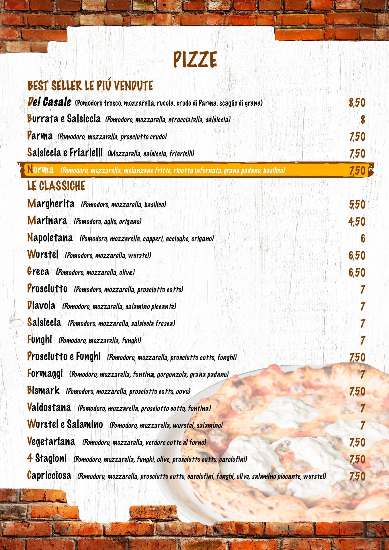PIZZE 1 menù casale 93-13